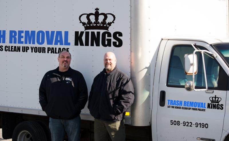 Trash Removal Kings Staff